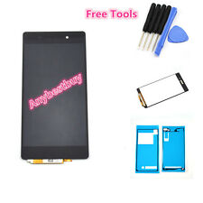 For Sony Xperia Z2 D6502 D6503 LCD Screen Display Touch Digitizer A+ Quality + T