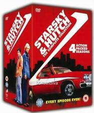 STARSKY AND HUTCH -  COMPLETE SERIES 1 2 3 & 4*** BRAND NEW  DVD**