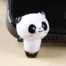 New Cute  Standing Panda Dust Proof phone plug Cover Charm (3.5mm)