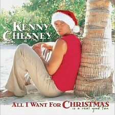 Kenny Chesney : All I Want for Christmas CD (2003)
