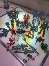 Gundam Robot Model Lot Bandai