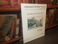 Chroniques de mon village-1900-1930 par la carte postale-Fromentières-Mayenne