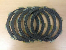 New Clutch Plates for Honda CG125 CB100 N CB125S CB125T CM125C Set of 5 Plates