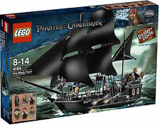 LEGO® Pirates of the Caribbean - The Black Pearl 4184 NEU & OVP