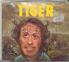Tiger - My Puppet Pal, UK 3-Track CD 1996