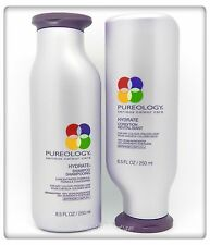 PUREOLOGY Hydrate Shampoo & Conditioner For Color Treated Hair 8.5 oz DUO SET