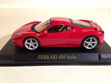 FERRARI 458 ITALIA NEW 1:43 SCALE IXO BLISTER PACK MAG DP03