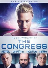 THE CONGRESS New Sealed DVD Robin Wright