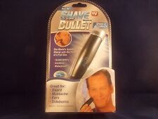 NEW Shave Bullet - AS SEEN ON TV - World's Smallest Shaver 18,000 RPM Waterproof