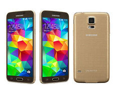 "5.1"" Samsung Galaxy S5 G900T - 4G LTE Android Mobile Phone - Gold"