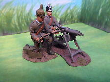 Toy Model Soldier Deagostini WW1 German Machine Gun Team Soldiers 1914 1/32