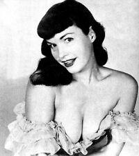 BETTIE PAGE: RARE DOCUMENTARY DVD - Never Before Seen! - 90 minutes ~ Very Rare!