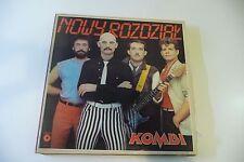 KOMBI LP NOWY ROZDZIAL. MUZA POLAND PRESS SX 2164.