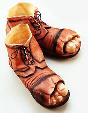 Rubber Tramp Boots Bum Fancy Dress Halloween