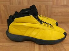 RARE!�� Adidas The Kobe Bryant 1 All Star Sunshine Yellow Lakers 668415 Sz 9.5