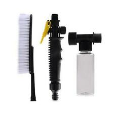 Newest Car Wash Brush Water Spray Cleaning Tool Soft Bristle Long-handled Duster