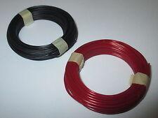 [0,1475€/m] Kupfer Schaltdraht  0,5mm  2 Ringe a 10 Meter  NEU  -Farbwahl-