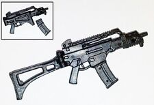 """Basic"" COMMANDO Assault Rifle w/Mag-1:18 Scale Weapon for 3-3/4"" Action Figures"