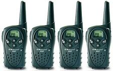 MIDLAND G5XT PMR446 LICENCE FREE WALKIE-TALKIE TWO WAY RADIOS - BABY MONITOR x 4
