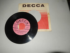 the MARY KAYE TRIO with a love that's true/another time another place DECCA  45