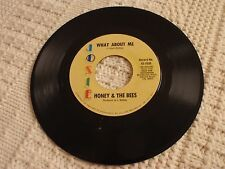 HONEY & THE BEES  WHAT ABOUT ME/IT'S GONNA TAKE A MIRACLE  JOSIE 1030