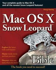 Mac OS X Snow Leopard Bible-ExLibrary