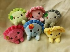 Kawaii Dumpling Plush Charm Party Favor 1pc