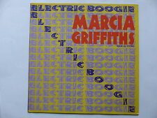 "MAXI 12"" MARCIA GRIFFITHS Electric boogie 876845 1"