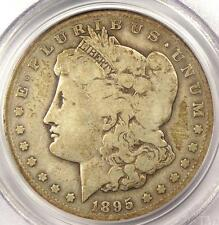 1895-S Morgan Silver Dollar $1 - Pcgs G6 (Nice Good) - Rare Date Certified Coin