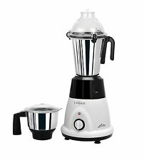 Tabakh Lite 2 Jar 750-Watt Indian Mixie Mixer Grinder for 110 Volts USA & Canada