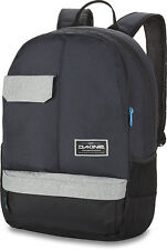 "Dakine SEMESTER 28L Mens 17"" Laptop Backpack Bag Tabor Black Grey NEW"