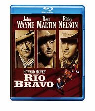 RIO BRAVO (1959 John Wayne, Dean Martin)  - Blu Ray - Sealed Region free for UK