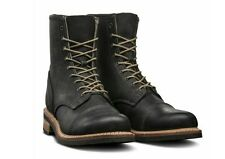 $490 TIMBERLAND BOOT COMPANY® SMUGGLER'S NOTCH 8-INCH CAP TOE BOOTS SIZE 7M