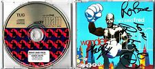 RIGHT SAID FRED Wonderman 1994 UK SIGNED / AUTOGRAPHED 5-track CD + CoA