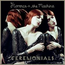 FLORENCE & AND + THE MACHINE ( BRAND NEW CD ) CEREMONIALS ( 2011 )