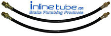43-77 Dodge Truck  Front Rear Drum Brake Wheel Cylinder Rubber Flex Hose H900 2p