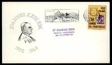 VATICANO - Ann. spec. - 1963 - Solenne conclusione dei novendiali (17.06.1963)