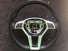 Mercedes AMG Steering wheel A B C E Class W176 W246 W204 W207 W212 Paddle Shift