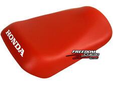 OEM RED HONDA RUCKUS 50 SEAT SADDLE 77100-GGA-640ZA NPS50 NPS ALL YEARS! NEW!