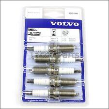 BRAND NEW VOLVO V70 S60 V50 V70XC XC70 C30 S40 OEM SPARK PLUG KIT #30751806