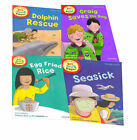 Read With Biff, Chip & Kipper Phonics Level 5, 4 Books Collection Set, Brand New