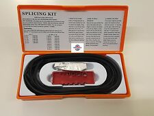 VITON 75 METRIC O-RING SPLICING KIT (SPC-2V), CONTAINS CORDS,GLUE,CUTTER & BLOCK