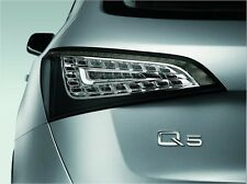 Audi Original Zubehör Q5 LED Heckleuchten Set Klarglas Nachrüstung