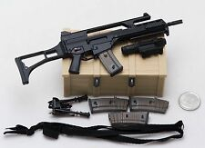 1/6 Soldier Story SDU Assault Leader G36 KV Assault Rifle Set *TOY*