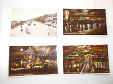 4 Vintage Postcards of Southend On Sea In  Essex - ALL are Unused