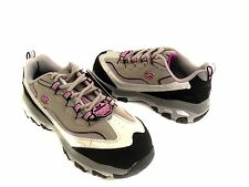 New Skechers 76442 Women's Slip Resistant Safety Toe Athletic work Shoes s 7.5