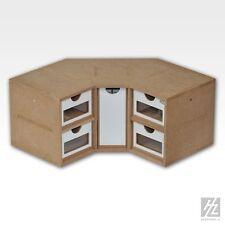 Hobby Zone HobbyZone OM03 Corner Drawers Module - Modular Workshop System