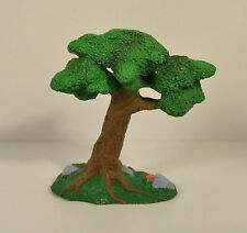 "Tree 3.75"" PVC Action Figure Accessory Breyer Stablemates"
