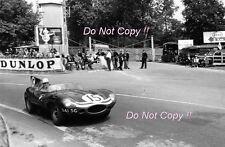 Sanderson & Lawrence Ecurie Ecosse Jaguar D-Type Le Mans 1957 Photograph