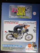 FASCICULE SERIE 2 JOE BAR TEAM 57  HONDA CB 450 1966 /  CB 500 TWIN  2000
